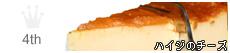 現在の人気ランク4位はハイジのチーズです。